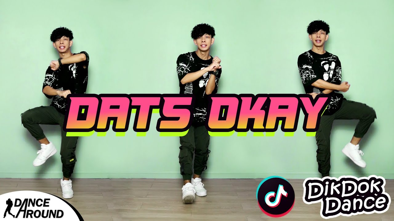 สอนเต้น DATS OKAY Tik Tok Dance EP.28 | Dance Around | ICETANA | เต้นไปทั่ว