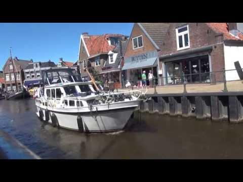 Lemmer / Enkhuizen am Ijsselmeer - Juli 2016