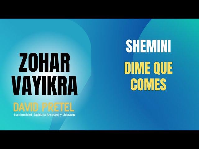SHEMINI: DIME QUE COMES