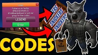 *NEW* BEST TRICK OR TREATING SIMULATOR CODES 2018 (Roblox)