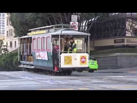 Cable Cars of San Francisco 2018 (Powell-Hyde and California)