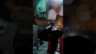 Nhật Ký Đời Tôi guitar (tay trái cực đỉnh)