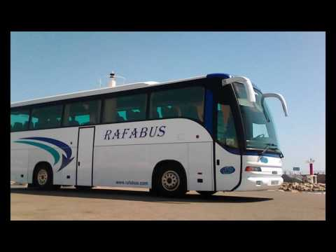 SCANIA: 50 SEATS + DRIVER + GUIDE