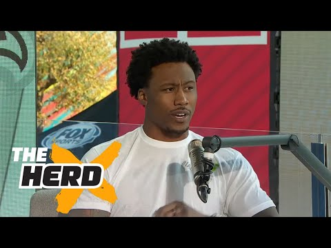 Brandon Marshall with high praise for Julian Edelman | THE HERD