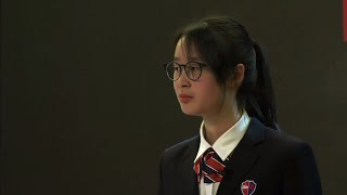 To Be Interesting, Be Interested | Yuke (Eunice) Guo | TEDxYouth@QDHS