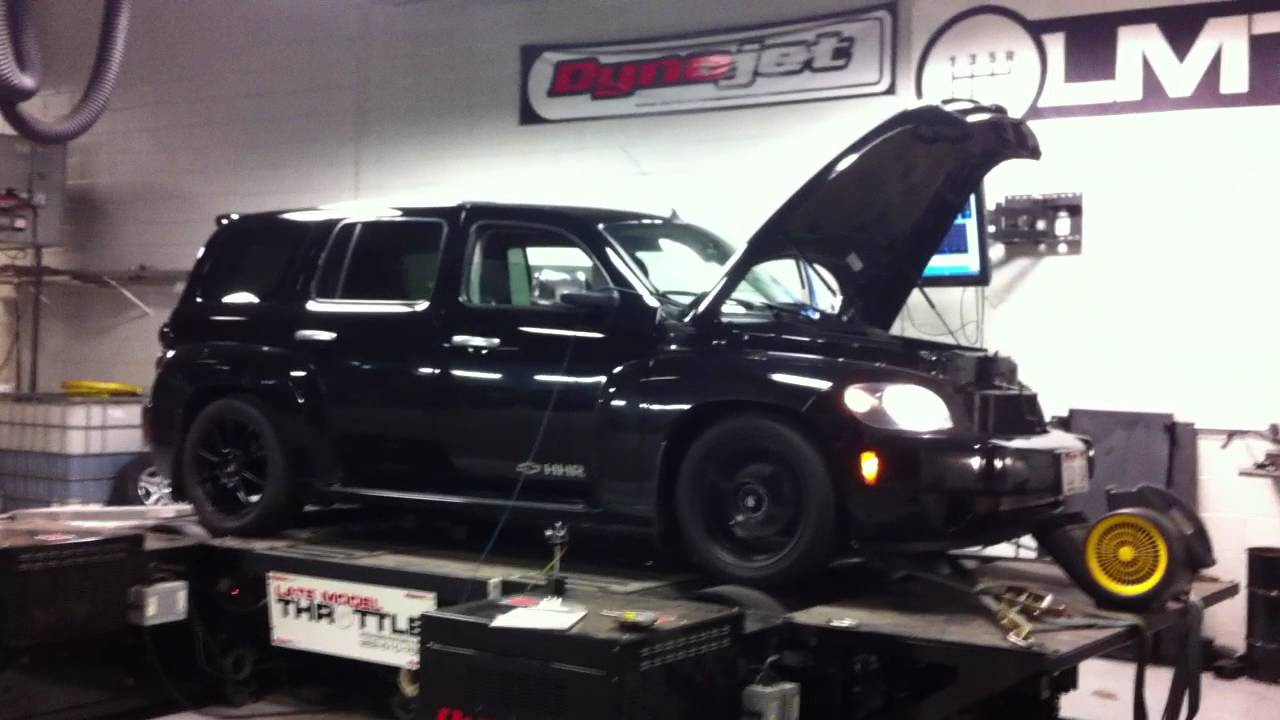 Supercharged 2 4l Hhr Dyno Youtube