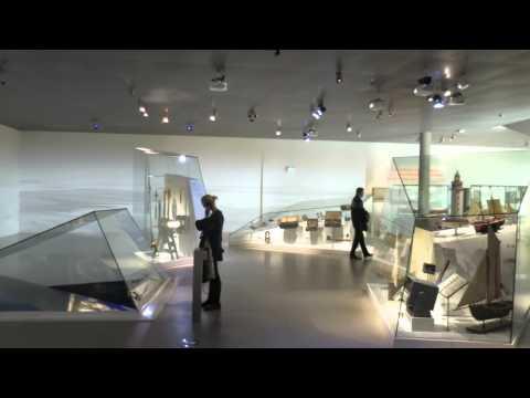 Maritime Museum Denmark - Ice Breaker Footage