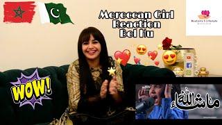 Bol Hu - Soch the Band ft. Hadiya Hashmi | NESCAFÉ Basement Season 5 | 2019 | Moroccan Girl Reaction