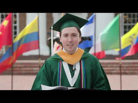 Greensboro College Virtual Graduation
