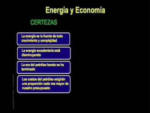 El Crash Course Capítulo 17c - Energía y Economía
