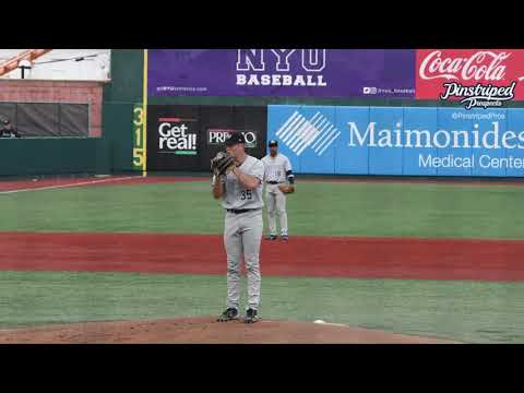 Ken Waldichuk, Left Handed Pitcher, Hudson Valley Renegades, May 22, 2021, 4K Video, Open Side 1
