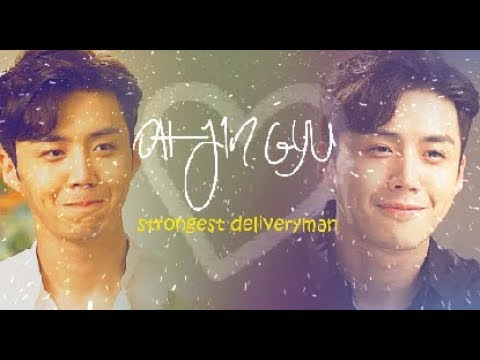 Strongest Deliveryman MV | Oh Jin Gyu - Burn