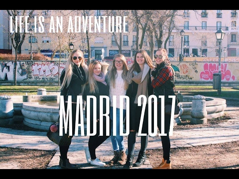 Girls in Madrid | New Year 2016/2017 in Spain | Life is an adventure | Svenja Wendt