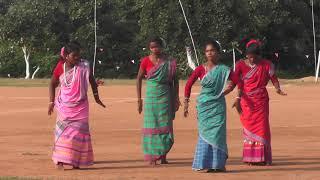 NINDA JAPIT KUKMU RE SANTHALI VIDEO OF GANGHRA BANDH 2018