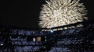 Super Bowl XLVIII Halftime Show w/Fireworks HD Version