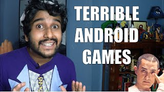 Terrible Android Games: Bollywood Fight Club Edition