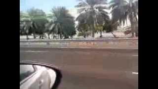 Dubai To Abudahbi with friends (Baffa)