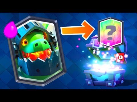 Clash Royale Mega Pack Opening Ultra Chanceux B 251 Che