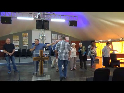 Testimony Sunday @ HRC Pretoria 22 April 2018