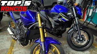 TOP 5 - Os Roncos Mais lindos Das Motos 3 e 4 cilindros 2018- PARTE 2 ( Minha Opinião )