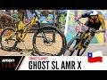 Tomáš Slavík's Ghost SL AMR X Urban Downhill Bike | GMBN Tech Pro Bike