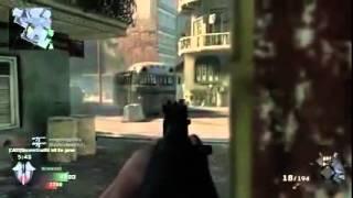 BO2 Secret Easter Bunny Easter Egg on Standoff Black Ops 2 Unlock Tutorial Inside!!1