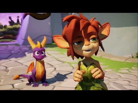 Spyro Reignited (Xbox One/PS4) Review: The $40 nostalgia collection.