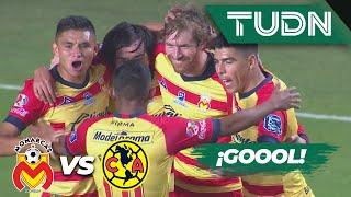 ¡Gol de Morelia! Aristeguieta anota | Morelia 1 - 0 América | Liga Mx - AP 19 - Semifinal | TUDN
