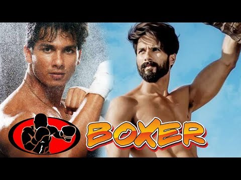 Shahid Kapoor To Play Role Of Boxer In His Next Movie | Bollywood 2018