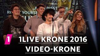 Video-Krone: Julien Bam | 1LIVE Krone 2016