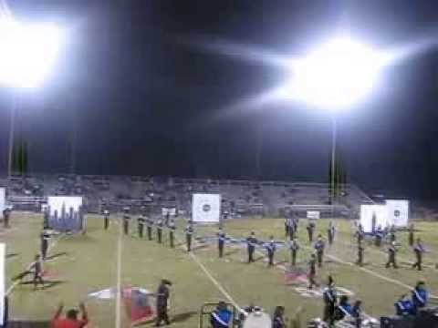 Strom Thurmond High School Rebel Regiment 11/02/12