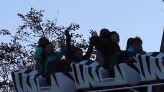 Dodonpa - Fuji-Q world record roller coaster