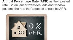 Dallas Mortgage Broker reveals Beyond rates: What the banks won't tell you..