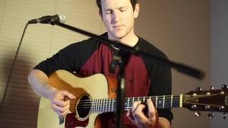 Slow Dancing in a Burning Room John Mayer Acoustic Cover by Rick Hale