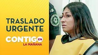 Johanna Hernández fue trasladada de urgencia a hospital psiquiátrico - Contigo en La Mañana