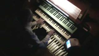 "Pipe Organ - J. S. Bach - ""The Great"" Prelude in C minor (BWV 546)"