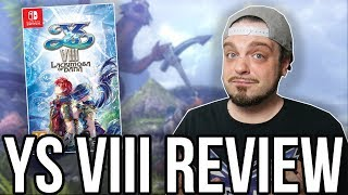 Ys VIII Review for Nintendo Switch - A MUST OWN Action-RPG? | RGT 85