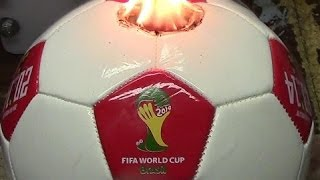 Repeat youtube video RHNB-Football (Soccer ball) FIFA!