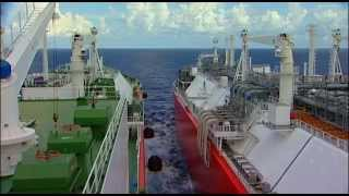 STS Transfer of LNG