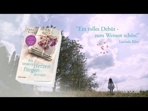 """""""Als unsere Herzen fliegen lernten"""" von Iona Grey - Blanvalet Verlag"""