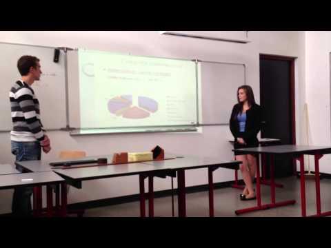Presentation du projet com bac bio youtube - Comment chiffrer un projet ...