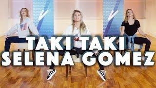 TAKI TAKI - DJ SNAKE FT. SELENA GOMEZ | Velvet Dance - CONCENTRATE VELVET