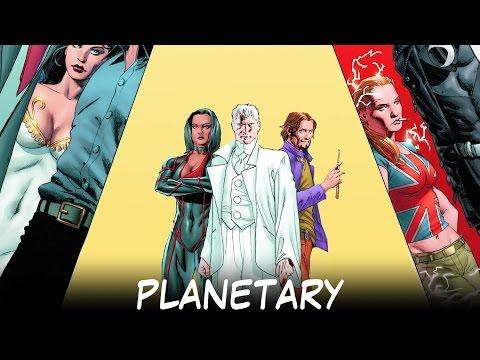 ANÁLISIS Planetary, de Warren Ellis y John Cassaday