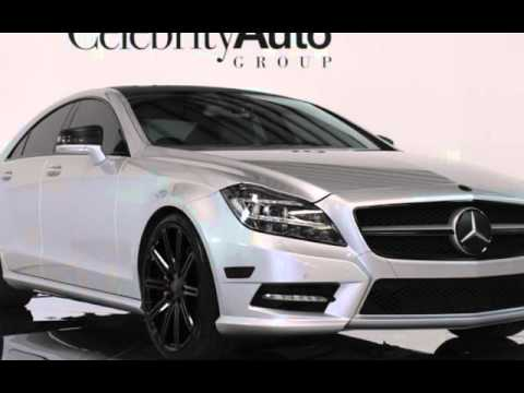 2012 mercedes benz cls550 for sale in sarasota fl youtube. Black Bedroom Furniture Sets. Home Design Ideas