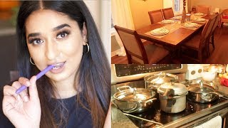 Special Indian Dinner Menu Preparation Tips For Guest || How I Prepare