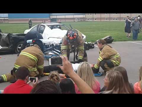 North Bullitt High School Day of Shattered Dreams 2017