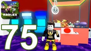ROBLOX - Gameplay Walkthrough Part 75 - Escape The Bowling Alley (iOS, Android)