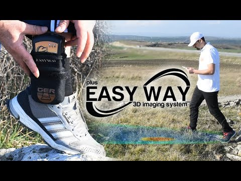 3D metal detector - Easy Way Plus - 3D Imaging system