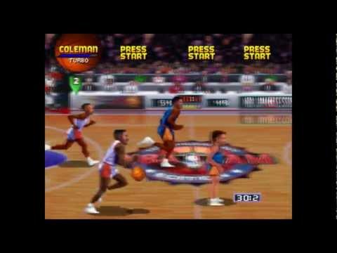 PlayStation - NBA Jam - Tournament Edition (1995)