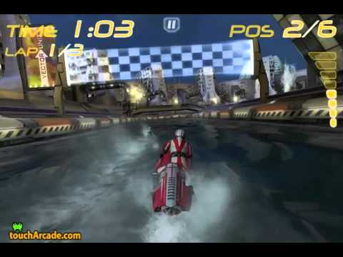 Riptide GP iOS Gameplay Trailer